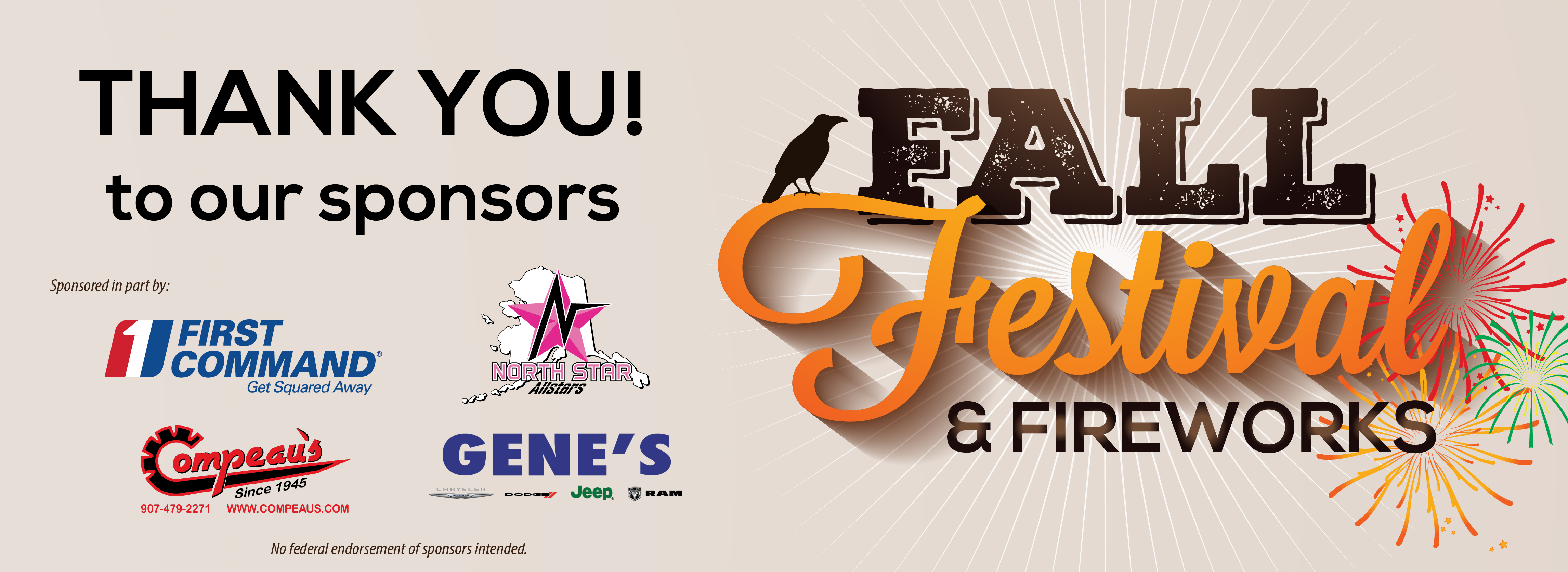 1 NOV Fall Festival Sponsors Thank You Web Banner 01