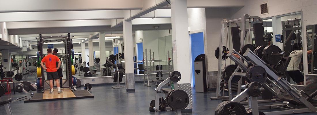 Fitness Amp Sports Center Baker Field House