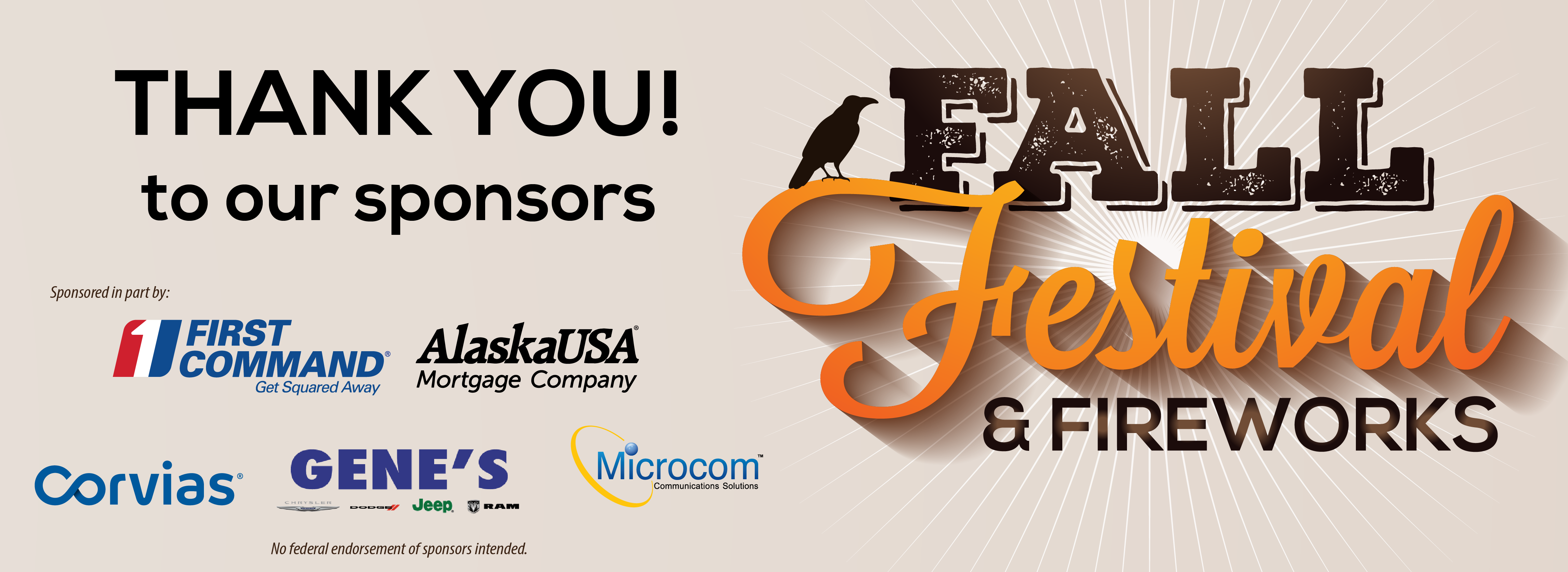 26 OCT Fall Festival Sponsors Thank You Web Banner 01
